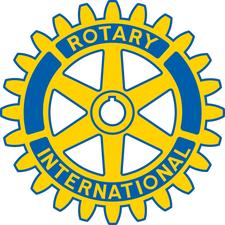 Langhorne Rotary logo