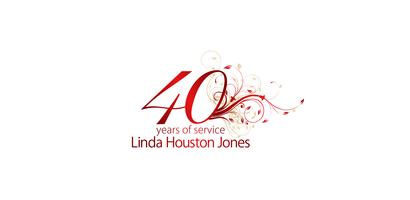 Linda H. Jones 40 Years of Service Celebration Party