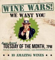 Wine Wars - MAX's Wine Dive Austin