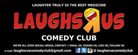 LAUGHS Я US COMEDY CLUB @ NEHA PALACE