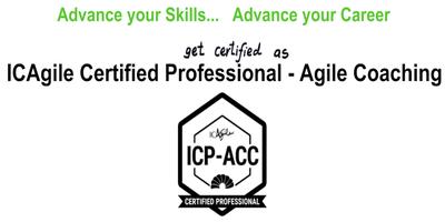 ICAgile Certified Professional - Agile Coaching (ICP ACC) Workshop - JC