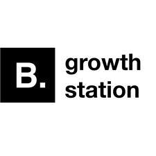 B. growth station logo