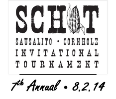 7th Annual Sausalito CornHole Invitational Tournament