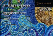 The City Waves logo