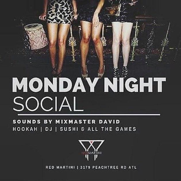 MONDAY NIGHT SOCIAL
