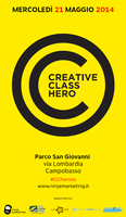 Creative Class Heroes CAMPOBASSO