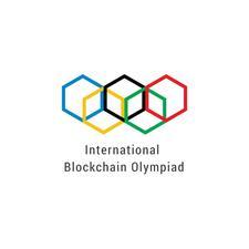 International Blockchain Olympiad logo