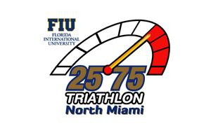Volunteer for 2014 FIU 2575 Triathlon