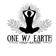 One w/ Earth logo