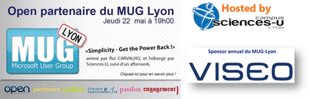 "MUG Lyon - Atelier ""Simplicity - get the power back!""..."