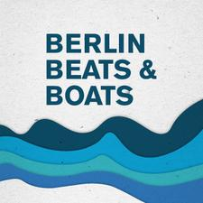 BERLIN, BEATS & BOATS logo