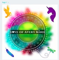 Love of Avery Kind logo