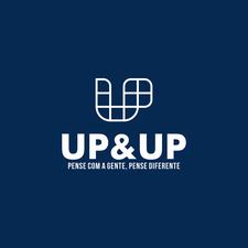 UP&UP Desenvolvendo Carreiras e Negócios logo