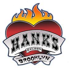 Hank's Saloon logo