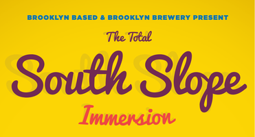 The Total South Slope Immersion