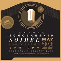 1st Annual Scholarship Soiree