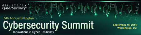 5th Annual Billington Cybersecurity Summit