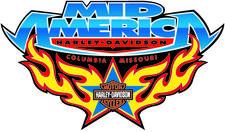 Mid America Harley-Davidson logo