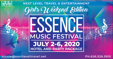 New Orleans Jazz Fest 2020 Lineup.2020 Essence Music Festival Hotel Event Package Girls Weekend Edition