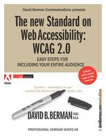 The new Standard on Web Accessibility: WCAG 2.0, with...