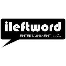 ileftword entertainment  logo