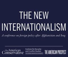 The New Internationalism: Foreign Policy After...