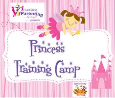 Princess Training Camp 2014