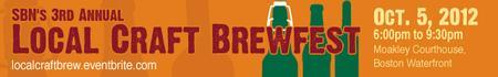 SBN's 3rd Annual Local Craft Brewfest on Boston Waterfront,...