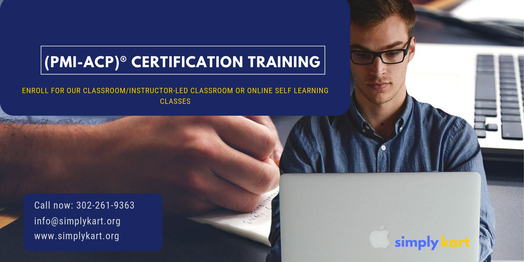 PMI ACP Certification Training in McAllen, TX