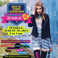 Girls' Life Back-to-School Fashion Bash 2014