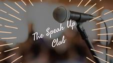 The Speak Up Club - www.speakupclub.ie  logo