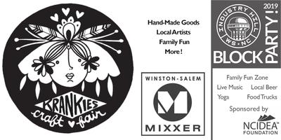 Krankies Craft Fair at MIXXER