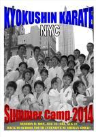 "KARATE KIDS Summer Day Camp! ""Week B"""