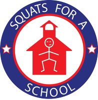 NorCal CrossFit (Redwood City): Squats For A School