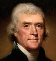 Meet President Thomas Jefferson