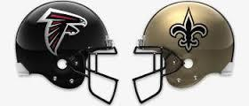 Atlanta Falcons VS. New Orleans Saints IN New...