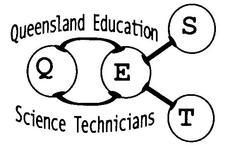 Queensland Education Science Technicians Inc. logo