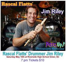 Perc Up! Percussion Showcase Concert w/ Rascal Flatts'...