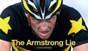 Cycle To The Cinema - The Amrstrong Lie, Longshaw...
