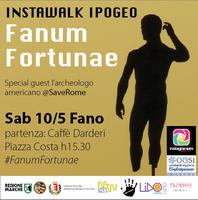 Instawalk Ipogeo - Fano Vitruviana - special guest...