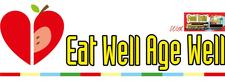 Eat Well Age Well  logo