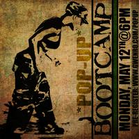 90 MINUTE POP-UP BOOTCAMP with Gwen Ro