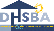 Durham Home and Small Business Association logo
