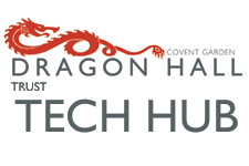 Dragon Hall Tech Hub @ Islington Summerversity logo