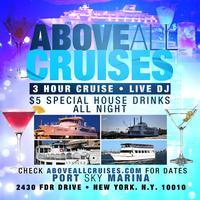 Booze Cruises 2015