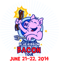 Keystone's 4th Annual Blue Ribbon Bacon Tour 2014