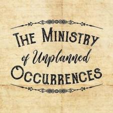 The Ministry of Unplanned Occurrences logo