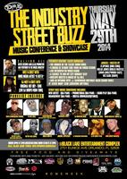 The Industry Street Buzz Music Conference & Showcase