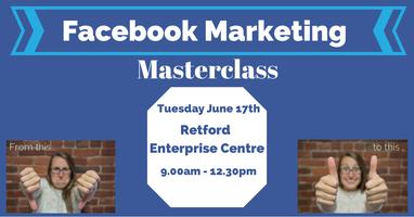Facebook Marketing Masterclass