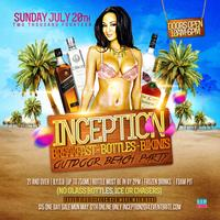 INCEPTION 2014 Breakfast | Bottles | Bikini's